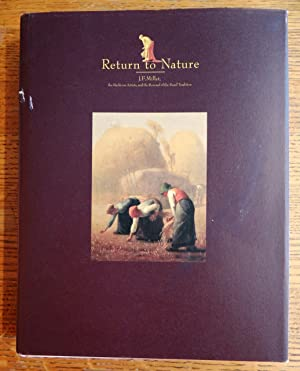 Return to Nature: J. F. Millet, the: Murphy, Alexandra R.