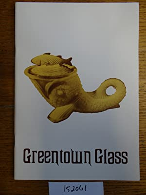 Greentown Glass: Lippert, Catherine Beth