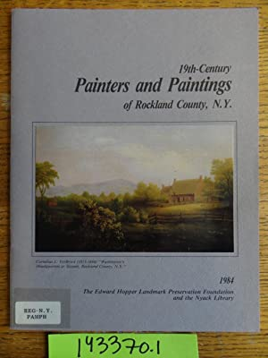 19th-Century Painters and Paintings of Rockland County,: Beman, Lynn S.