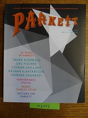 Parkett 94: 30 Years of Parkett: Tauba: Curiger, Bice (editor-in-chief)