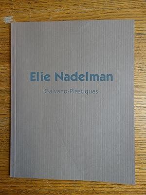 Elie Nadelman [1882-1946]: Galvano-Plastiques: Nadelman, Cynthia