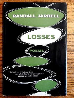 Losses: Jarrell, Randall