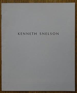 Kenneth Snelson: Zabriskie Gallery