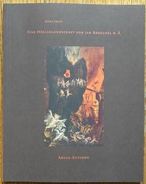 Eine Hollenlandschaft von Jan Brueghel D. A.: Jolly, Anna