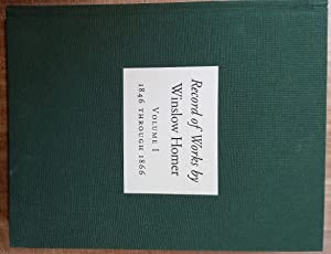 Record of Works by Winslow Homer, Volume: Goodrich, Lloyd and