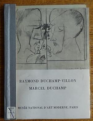 Raymond Duchamp-Villon (1876-1918), Marcel Duchamp (1887- ): Cassou, Jean and