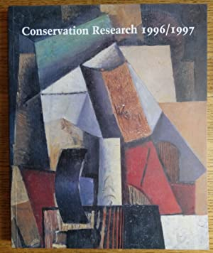 Conservation Research 1996/1997 (Studies in the History of Art, 57; Monograph Series II)