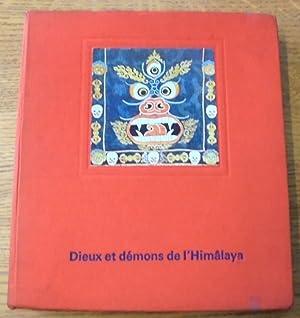 Dieux et démons de l'Himâlaya: Art du: Auboyer, Jeannine et