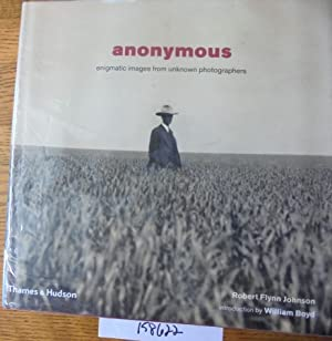 Anonymous: Enigmatic Images from Unknown Photographs