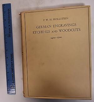 German Engravings, Etchings and Woodcuts, ca. 1400-1700: Hollstein, F. W.