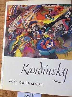 wassily kandinsky life and work grohmann will - Wassily Kandinsky Lebenslauf