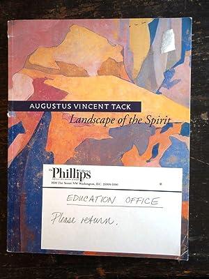 Augustus Vincent Tack: Landscape of The Spirit: Furth, Leslie et