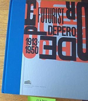 Futurist Depero: 1913-1950: Fontán del Junco,
