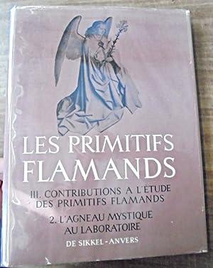Les Primitifs Flamands III: Contributions a L'Etude: Coremans, Paul