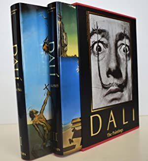Salvador Dali, 1904-1989. The Paintings (2 volumes.: Descharnes, Robert and