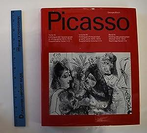 Pablo Picasso: Tome IV, Catalogue de l'oeuvre: Bloch, Georges