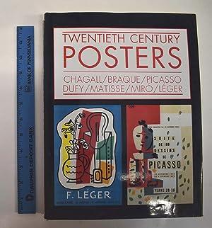 Twentieth Century Posters: Chagall / Braque /: Mourlot, Fernand
