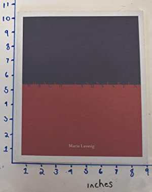 Das Innere nach Aussen: Maria Lassnig, Bilder: Fuchs, Rudi and