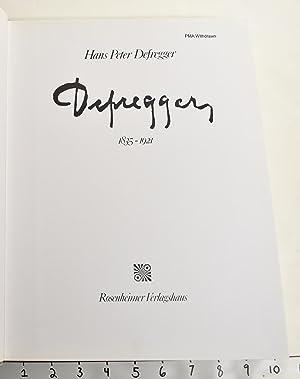 Defregger 1835-1921: Degregger, Hans Peter
