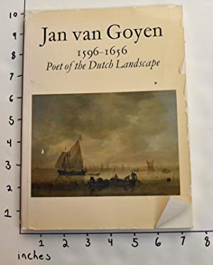 Jan Van Goyen, 1596-1656, Poet of the: Wright, Christopher