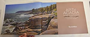 Art of Acadia: The Islands, The Mountains,: Little, David and