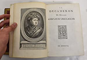 Il Decameron of Messer Giovanni Boccaccio, Del: Boccaccio, Giovanni