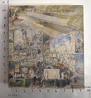 Diderot & L'Art de Boucher a David: Starobinski, Jean with