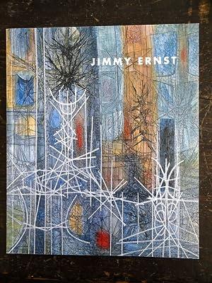 Jimmy Ernst: Radiant Silence: Dreishpoon, Douglas