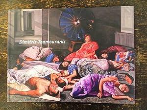 Dimitris Tzamouranis: New Paintings: Tzamouranis, Dimitris; Christos M Joachimides; Galerie Michael...