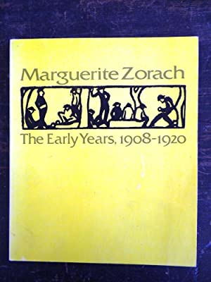 Marguerite Zorach: The Early Years, 1908-1920