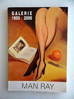Man Ray Peintures et Dessins Provenant de: 1900 2000 Galerie,