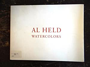 Al Held: Watercolors: Forge, Andrew