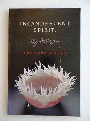 Incandescent Spirit: Page Hazlegrove, Sculpture in Glass: Roanoke, VA: Art