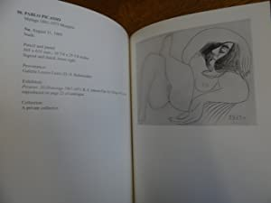 Pablo Picasso: Works on Paper; Historical Perspectives: Johnson, R. Stanley