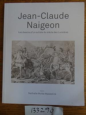 Jean-Claude Naigeon, 1753-1832 : les dessins d'un: Masselink, Nathalie Motte