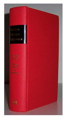 German Baroque literature; a catalogue of the collection in the Yale University Library.: FABER du ...