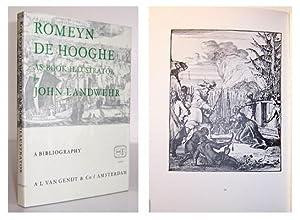 Romeyn De Hooghe (1645-1708) as book illustrator;: LANDWEHR, John