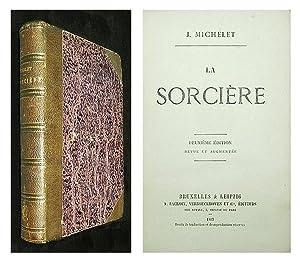 La sorcière.: MICHELET, Jules