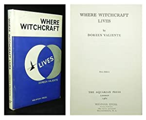 Where witchcraft lives.: VALIENTE, Doreen