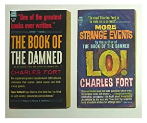 The book of the damned / Lo! [ 2 paperbacks].: FORT, Charles