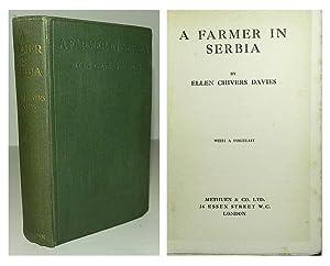 A farmer in Serbia.: DAVIES, Ellen Chivers