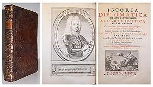 Istoria diplomatica che serve d' introduzione all' arte critica in tal material. Con raccolta de' ...
