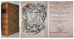 Argonauticon libri octo, cum notis integris Ludovici Carrionis, Laurentii Balbi Liliensis, Justi ...