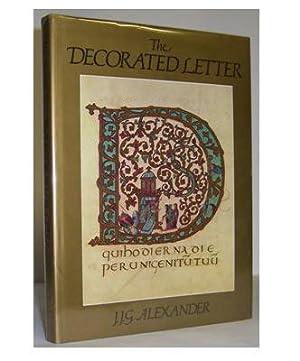 The Decorated Letter: ALEXANDER, J.J.G.