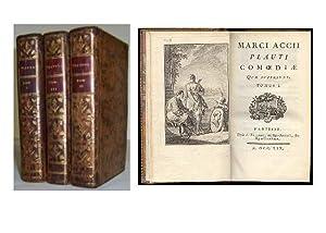 Comoediae quae Supersunt.: PLAUTUS, Marcus
