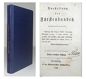 Darstellung des Furstenbundes. Zweyte verbesserte Auflage.: MÜLLER, Johannnes Von