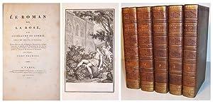 Le Roman de la rose par Guillaume de Lorris et Jean de Meung, dit Clopinel. Édition faite ...