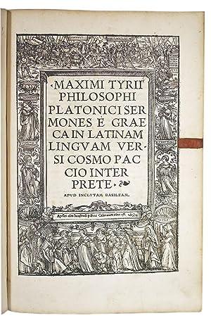 Opera divi Caecilii Cypriani episcopi Carthaginensis, ab: Erasmus - Cyprianus,