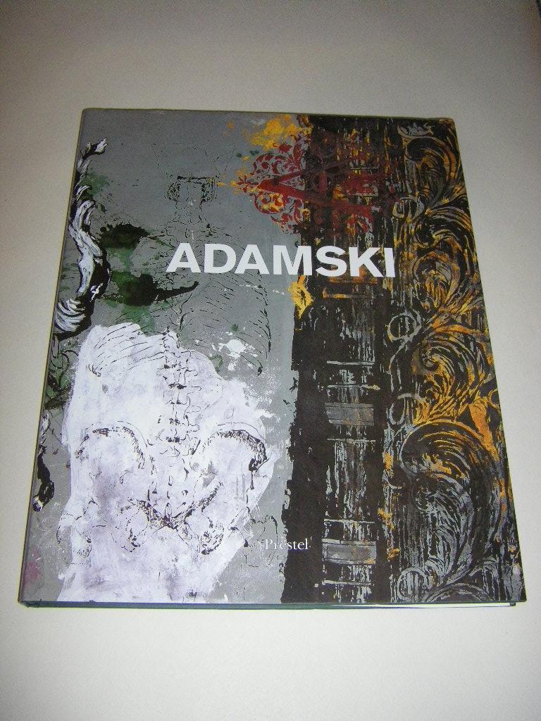 Adamski (Vorzugsausgabe): Kuspit, Doanld (Hg.)