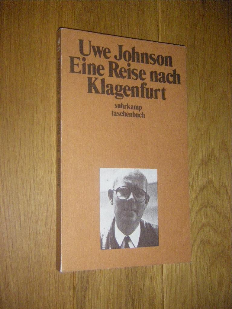 Eine Reise nach Klagenfurt - Johnson, Uwe